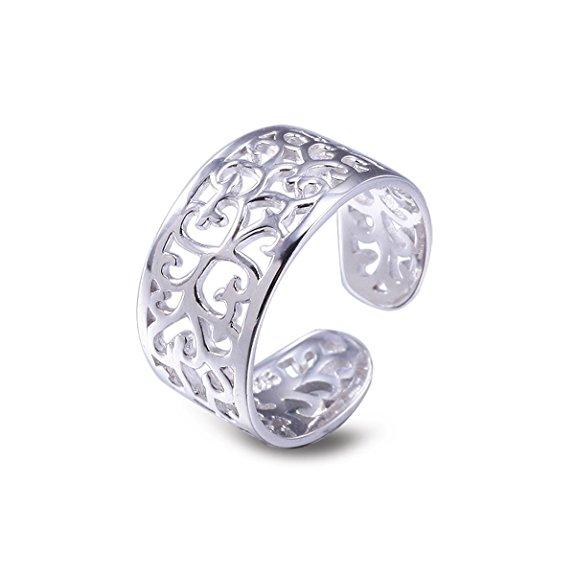 2aa2fd9144d6 Anillo plata 925 para el pie. Categorías  anillos de ...