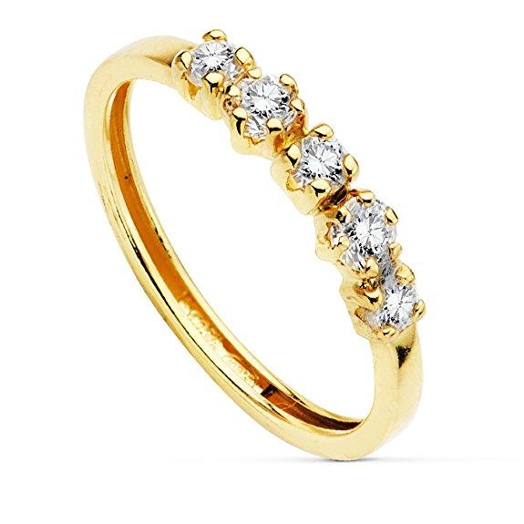 Anillo de compromiso para mujer c mo elegir un anillo de compromiso - Anillos de compromiso sencillos ...